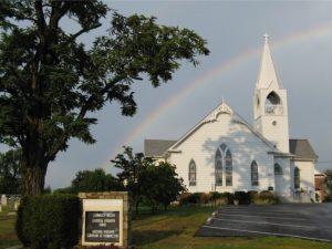 photo of Clarksburg United Methodist Church, Clarksburg, MD